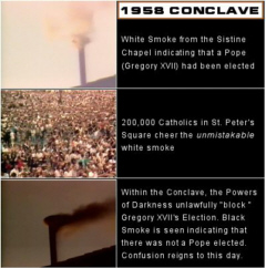 White Smoke seen by 
