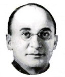 Lavrenti P. Beria member of the Synagogue of Satan