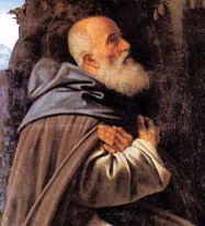 St. Antony Abbot, Father of Western Monasticism