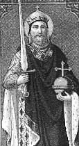 St. Henry, Holy Roman Emperor, Defeated an Antipope