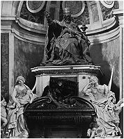 Tomb of Pope Urban VIII - by Bernini