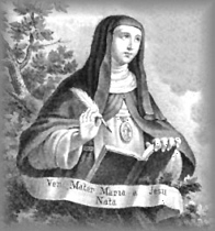 Venerable Mary of Agreda predicted the Terrible Three Days of Darkness